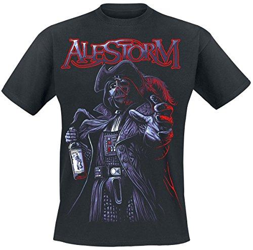 Alestorm Lack Of Rum T-Shirt nero XL