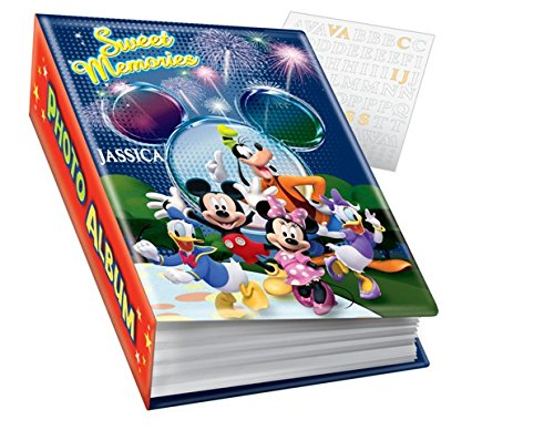 Disney Mickey and Gang Photo Album, Small - 1