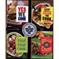 World Cook : Coffret 4 volumes : Yes we cook ; God save the cook ; Tha� tha� cook ; Bolly cook