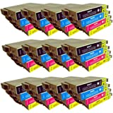 48 CiberDirect Compatible Ink Cartridges for use with Epson Stylus CX3600 Printers.