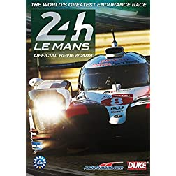 Le Mans 2019 [Blu-ray]