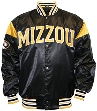 NCAA Missouri Tigers On Campus Twill Jacket by MTC Marketing