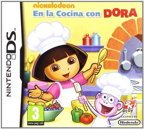 Cocinar con dora dise os arquitect nicos - Dora la exploradora cocina ...