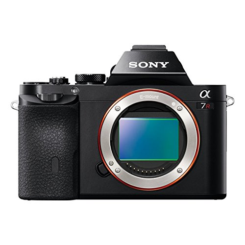 Sony-Alpha-7R-nur-Gehuse-364-Megapixel-76-cm-3-Zoll-schwenkbares-Display-BIONZ-X-23-Megapixel-OLED-Sucher-35mm-Vollformat-Exmor-CMOS-Sensor-NFC-schwarz-Sony-ACCTRWCEE-Akku-Kit-mit-BCTRW-Ladegert-und-N