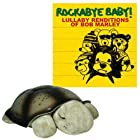 Cloud B Constellation Twilight Turtle with Rockabye Baby Lullaby Renditions, Bob Marley