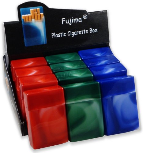 Flip top Cigarette Case (Box Of 12) (For King Size Only) #CH10