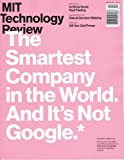 MIT'S Technology Review [US] March - April 2014 (単号)