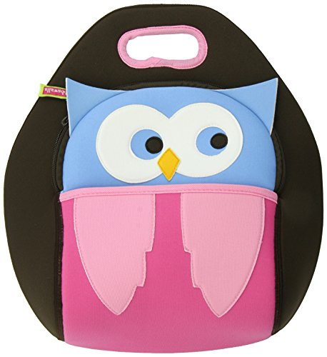 awardpedia skip hop zoo lunchie insulated lunch bag owl. Black Bedroom Furniture Sets. Home Design Ideas