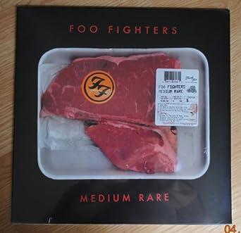 Amazon Com Foo Fighters Foo Fighters Medium Rare 12