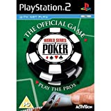 The Official Game World Series Of Poker Playstation 2 PS2 Game