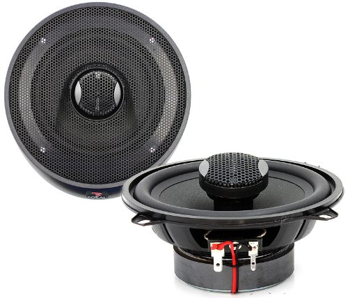 """Ic130 - Focal Integration 5.25"""" 2-Way Coaxial Car Speakers Ic-130"""