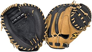 Mizuno World Win GXC75 Catcher's Mitt, 34-Inch, Right Handed Throw