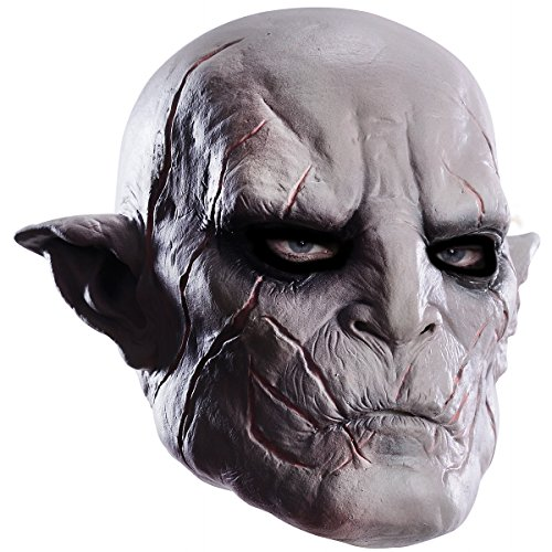 The Hobbit: Desolation of Smaug, 3/4 Vinyl Azog Child Mask