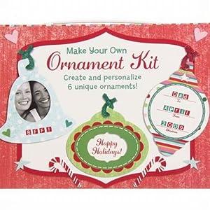 Make Your Own Christmas Ornament Kit Photo