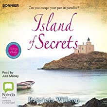 Island of Secrets Audiobook by Patricia Wilson Narrated by Julie Maisey