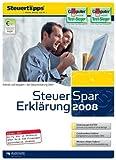 Steuer-Spar-Erklärung 2008