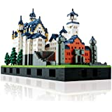 Nanoblock: Neuschwanstein Castle Deluxe Edition Set