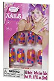 Forum Novelties Womens Circus Sweetie Nails