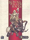 img - for Exalted Scroll of the Fallen Races book / textbook / text book