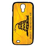 Dont Tread On Me Best Custom Cell Phone Case Cover for Samsung Galaxy S4
