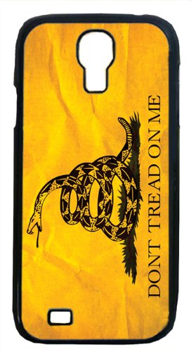 Dont Tread On Me Best Custom Cell Phone Case Cover for Samsung Galaxy S4 at Amazon.com