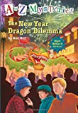 A to Z Mysteries Super Edition #5: The New Year Dragon Dilemma (A Stepping Stone Book(TM))