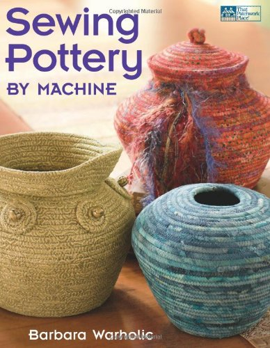 Sewing Pottery By Machine front-662897