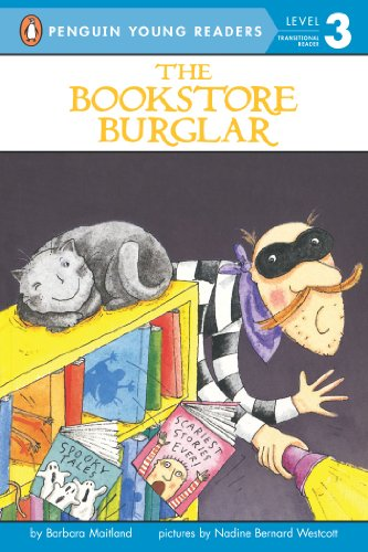 The Bookstore Burglar (Penguin Young Readers. Level 3)