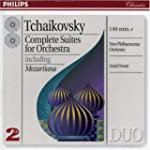 TCHAIKOVSKY: SUITES FOR OR