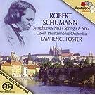 Schumann - Symphonies No. 1 'Spring' & No. 2