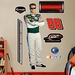 Dale Earnhardt Jr. Amp Driver NASCAR Fathead