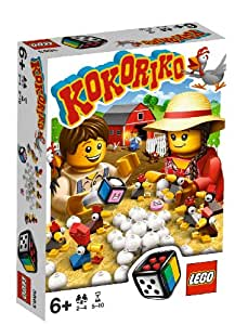 Lego Games - 3863 - Jeu de Société - Kokoriko