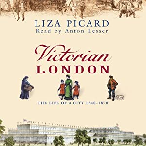 Victorian London Audiobook