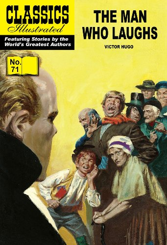 Victor Hugo - The Man Who Laughs (with panel zoom) - Classics Illustrated