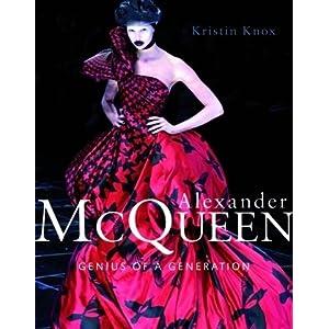 Alexander McQueen: Genius of a Generation [Paperback]