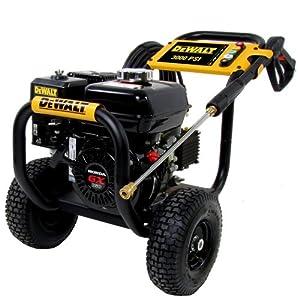 DEWALT 3000 psi 2.5 GPM Honda GX160 Engine Pro Triplex Pump Gas Pressure Washer