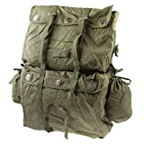 Generic Mens Surplus Chinese Army PLA Type 65 Paratrooper Backpack Bag by Generic