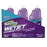 Swiffer Wetjet Multi-Purpose-Open Window Fresh Scent Cleaner (42.2 oz) 3 Refills