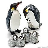 Schleich Emperor Penguin Family - 3 figures
