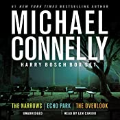 Harry Bosch Box Set: 'The Narrows', 'Echo Park', and 'The Overlook' | Michael Connelly