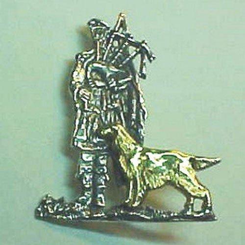 Gordon Setter Breed Origin Pin