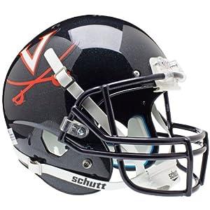 VIRGINIA CAVALIERS Schutt AiR XP Full-Size REPLICA Football Helmet UVA by ON-FIELD