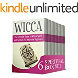 Spiritual Box Set: The Ultimate Guides to Wicca Spells, Reiki, Auras, and Chakra Meditation. 70+ Tips To Help Quiet the Mind (wicca, wicca books, meditation for beginners)