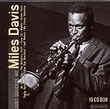 10CD Miles Davis ウォレット・BOX