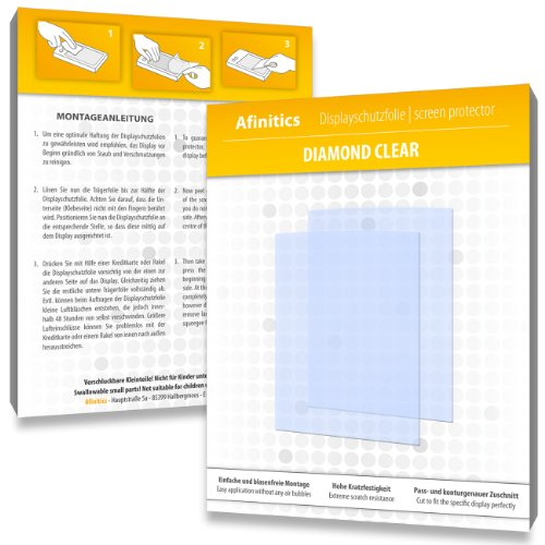Afinitics 3MY040631 kristallklar
