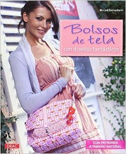 Bolsos de tela con diseños fantásticos / Fabric bags with