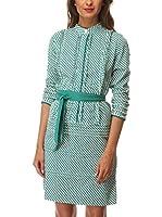 Almatrichi Vestido Azure (Verde)