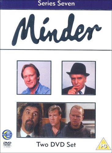 Minder - Series 7 [DVD]