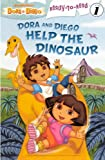 img - for Dora And Diego Help The Dinosaur (Turtleback School & Library Binding Edition) (Ready-To-Read Dora and Diego - Level 1) book / textbook / text book