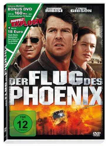 Der Flug des Phoenix (+ Bonus DVD TV-Serien)
